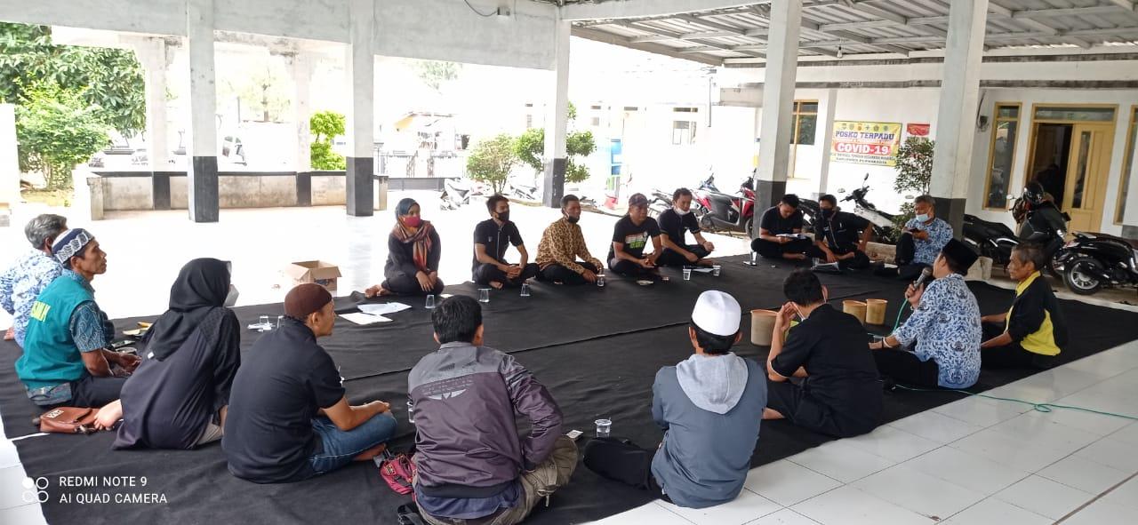 Persiapan Camat Kecamatan Wanayasa dalam menghadapi  Pelaksanaan Pemilihan Kepala Desa Tahun 2021